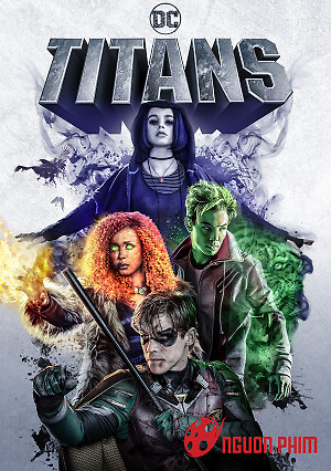 Biệt Đội Titans (Phần 1)