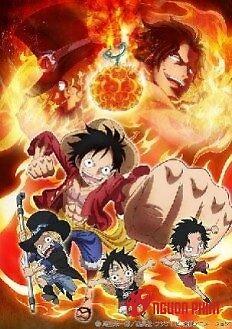 One Piece Tập Đặc Biệt - Sabo Bí Truyện: Mối Liên Kết Của Ba Anh Em - Cuộc Hội Ngộ Đầy Diệu Kỳ Và Kế Thừa Hỏa Chí