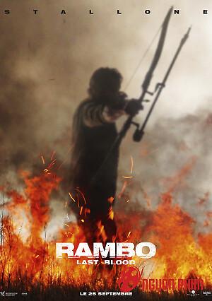 Rambo 5: Bức Tranh Màu Máu