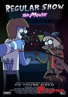 Regular Show: The Movie