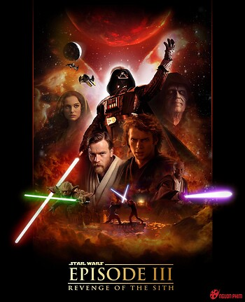 Chiến Tranh Giữa Các Vì Sao 3: Cuộc Báo Thù Của Người Sith