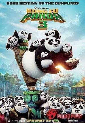 Công Phu Panda 3