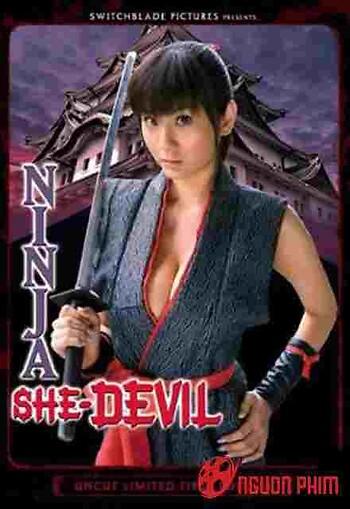 Nữ Ninja Đặc Cấp