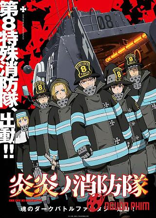 Biệt Đội Lính Cứu Hỏa