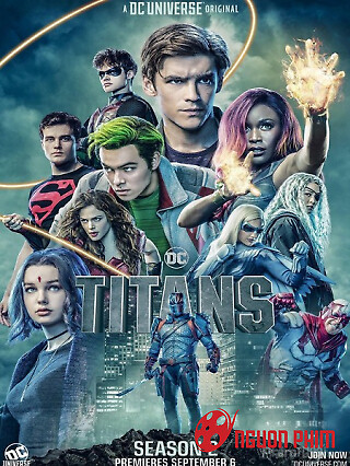 Biệt Đội Titans (Phần 2)