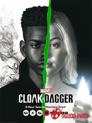 Cloak Và Dagger (Phần 2)