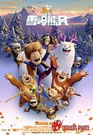 Gấu Boonie 2 - Gấu Bự Núi Tuyết