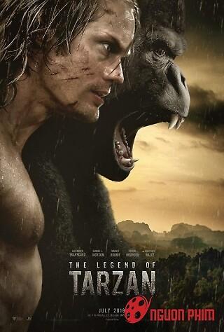 Huyền Thoại Người Rừng (The Legend Of Tarzan)