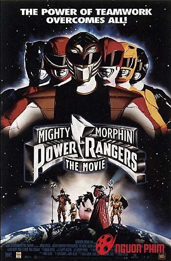 Power Ranger Mighty Morphin The Movie