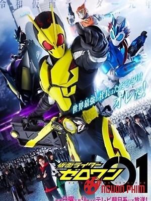 Siêu Nhân Kamen Rider Zero One